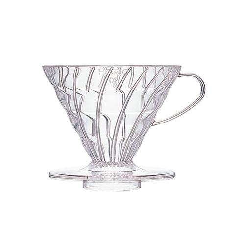 HARIO COFFEE DRIPPER V6002 PLASTIC
