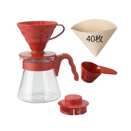 HARIO V60 POUR COFFEE SERVER SET
