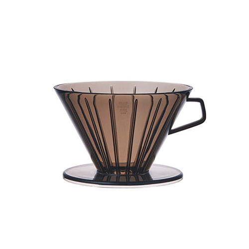 KINTO 2 CUP GREY PLASTIC BREWER