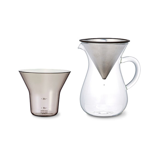 KINTO COFFEE CARAFE SET 300ML