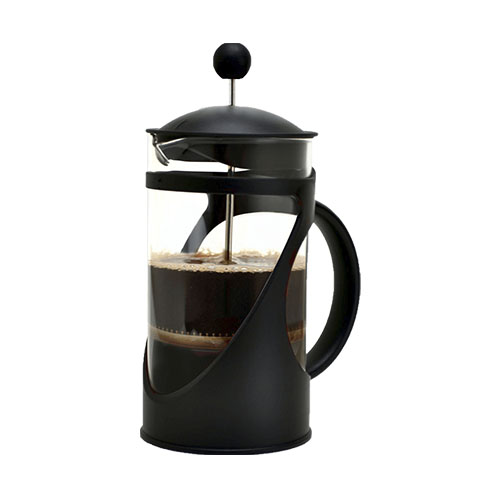 PRIMULA PIERRE 8 CUP COFFEE PRESS BLACK